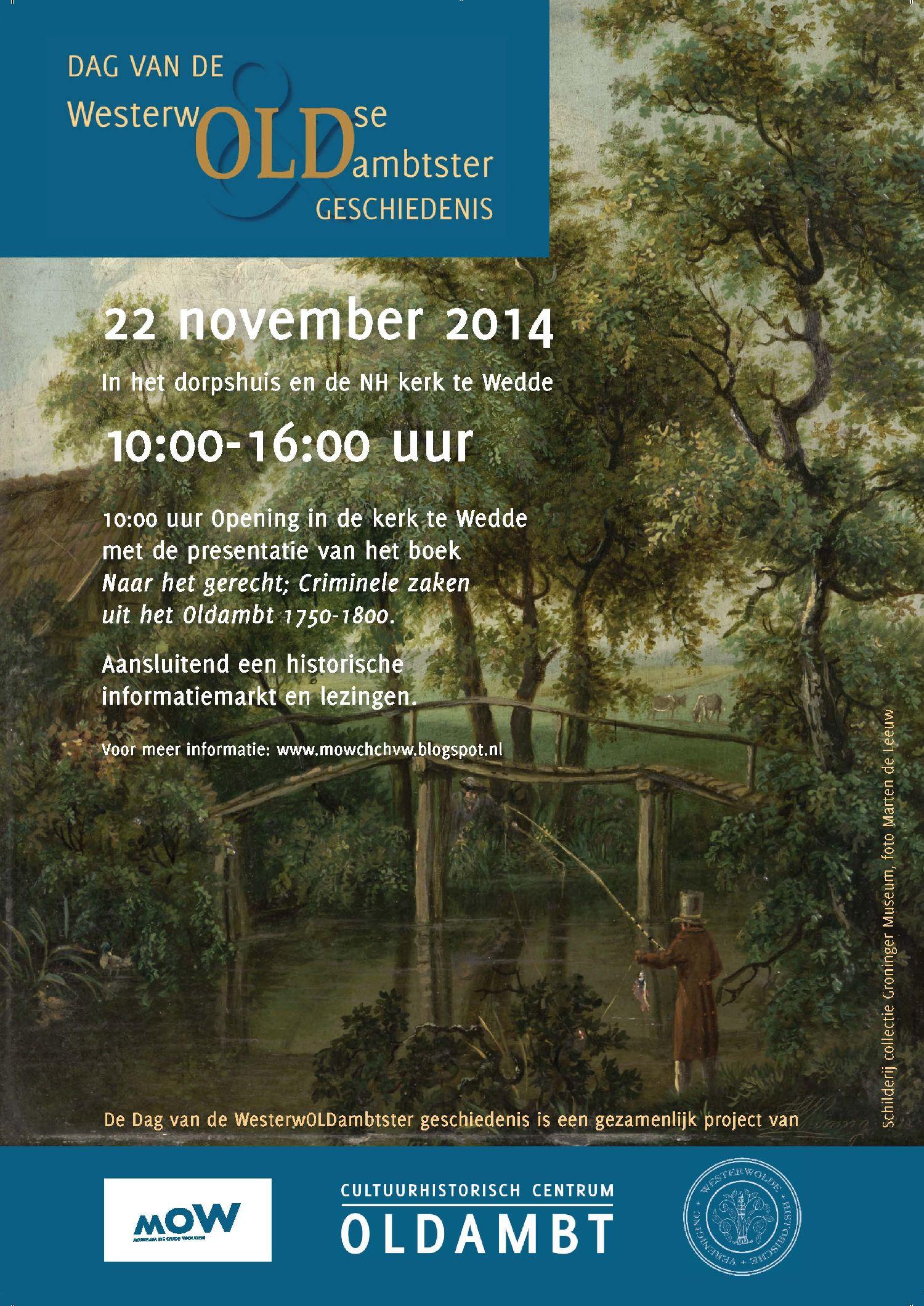 Flyer Dag van de WesterwOLDambster geschiedenis - nov 2014 HR