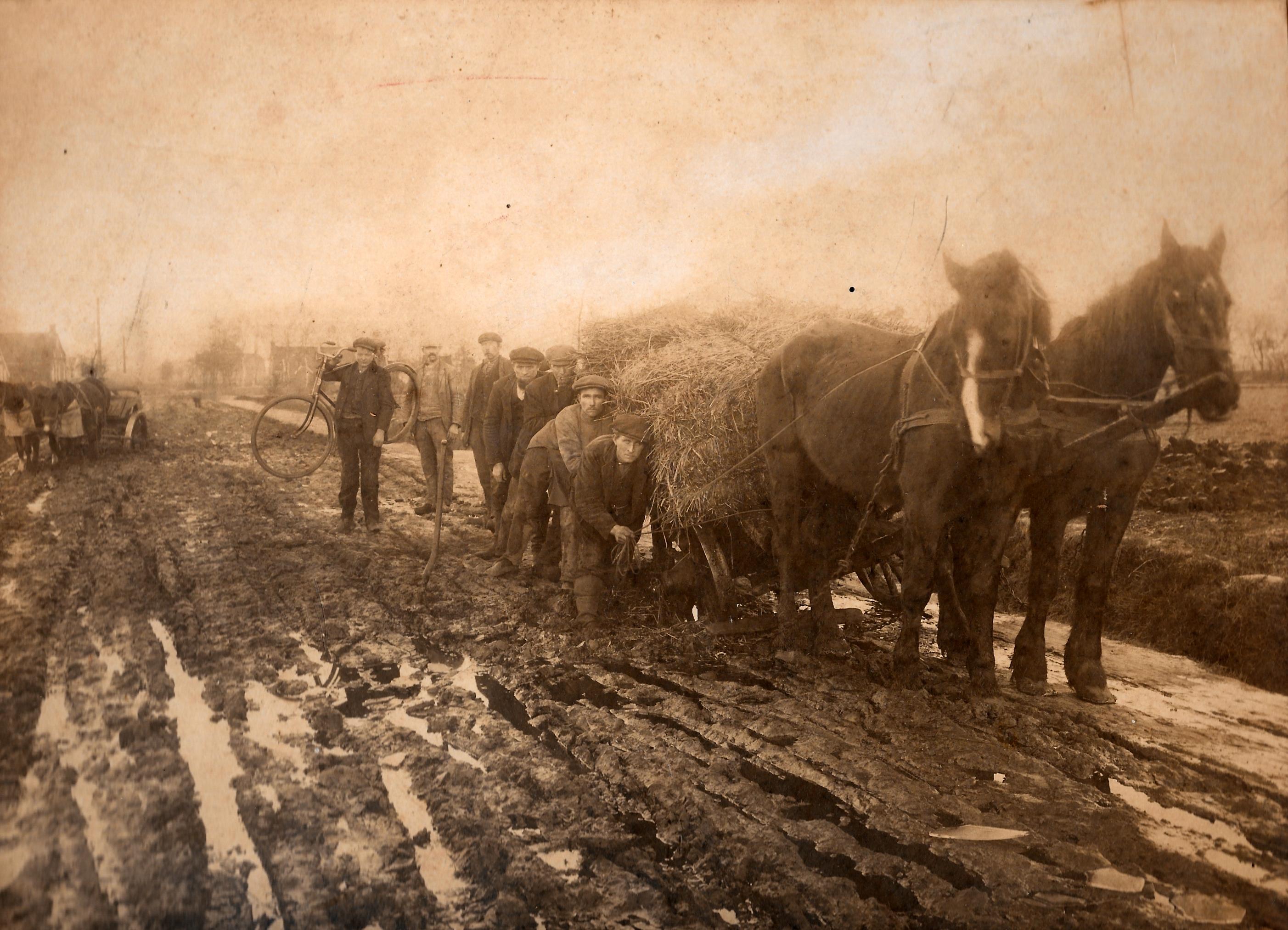 oude veendijk veelerveen 1915