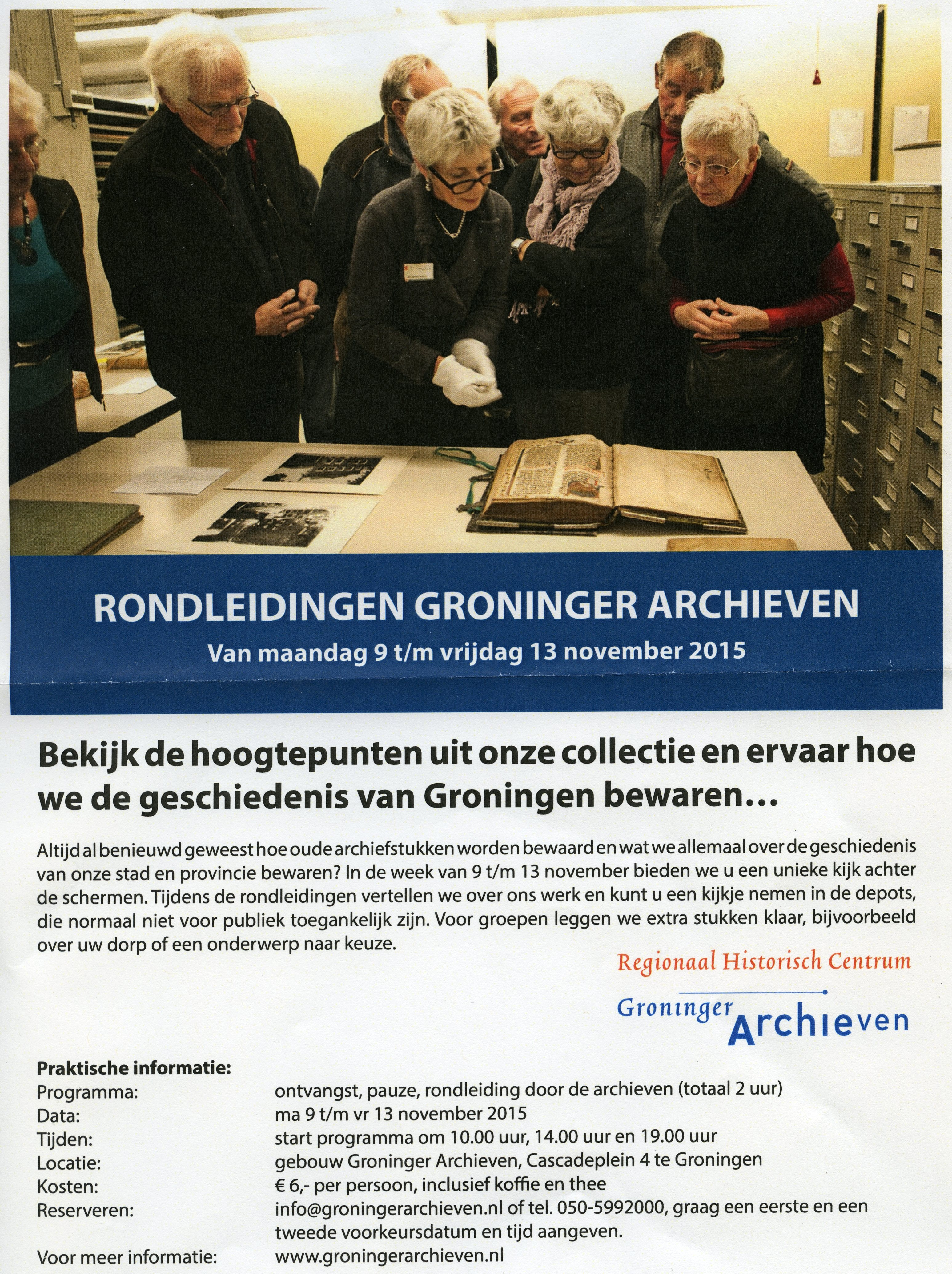 Groninger Archieven