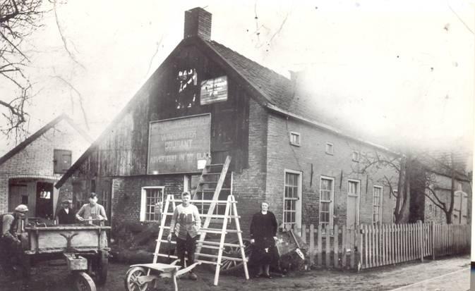 Oude Stelmakerij